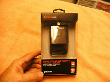 Black Web Wireless Bluetooth Touch Mouse with Laser Pointer Brand New