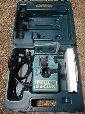 Drill Doctor 500 Tradesman Drill Bit Sharpener  with case