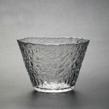 Tazza da tè Gongfu in vetro cristallo resistente al calore giapponese 180ml
