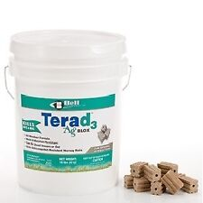 Terad 3 Blox 4#- Natural Rodenticide
