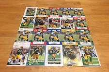 NICK BARNETT LOT OF 20 FOOTBALL CARDS GREEN BAY PACKERS LINEBACKER