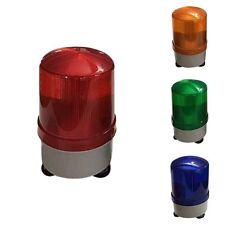 LED Rotating Warning Lamp Acoustooptic Alarm Light Flash Strobe Beacon Emergency