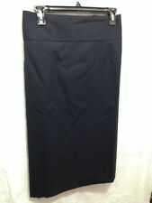 Mid-Calf Pleated Machine Washable Skirts for Women