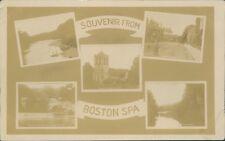 Boston spa; 5 views;