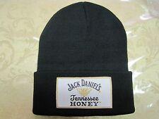 JACK DANIELS TENNESSEE HONEY BEANIE BEANNIE CAP GREAT GIFT! LOOK & BUY IT NOW!*
