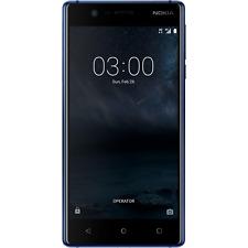 Nokia 3 16GB blau Android™ 7.0 Smartphone
