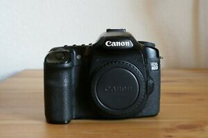 Canon EOS 40D - kit completo - neanche 24.000 scatti