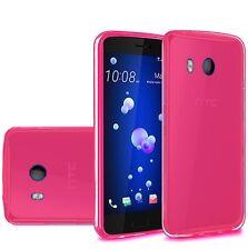 TPU Flexible Gel Skin Case Phone Cover for HTC U11 / HTC Ocean