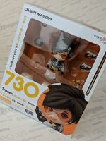 Good Smile Nendoroid Figure: 730 Overwatch Tracer Classic Skin