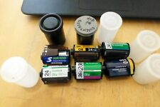Kodak Gold, Fujifilm, Jessops 6 x 35mm  Films various