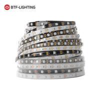 5M WS2812B LED Strip 30/60/74/96/100/144 LEDs/M 5050 RGB Individual Addressable