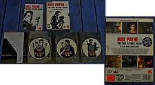 Jeu vidéo PC, Max Payne 2 a film noir, love story, 3 DVD, Remedy 2003
