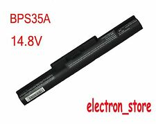 New Laptop Battery for Sony Vaio VGP-BPS35A 14E 15E Series 2200mAh replacement