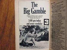 Apr-1964 TV Guide(CLINT  WALKER/CHEYENNE/JOANNE LINVILLE/RAY WALSTON/SUZY PARKER