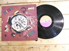 MC5 HIGH TIME LP 33T VINYLE EX COVER EX ORIGINAL 1972