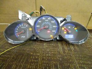 07 08 2007 2008 Honda Fit Speedometer Instrument Cluster 121k Miles 78100SLNA200
