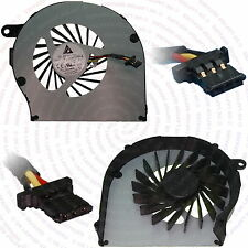 HP G72-200 Replacement CPU Cooling Fan 3 pin 3 Wire Connector