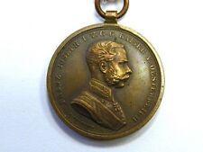 Bronze Medaillen mit berühmter Personen