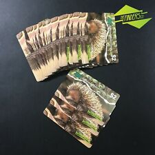 44x USED TELECOM $2 TARONGA ZOO WILDLY DIFFERENT PHONECARDS ASSORTED NUMBERS