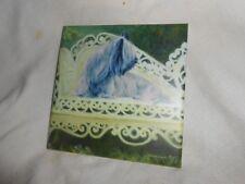 """Skye Terrier 6"""" x 6"""" Ceramic Art Tile Free Shipping"""