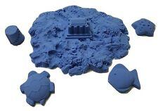 2 lb Refill Light Blue Space sand / Moon Crazy Sand Mold-N-Play Kid Fun Kinetic