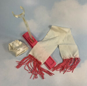 Barbie Doll sized Clothing: 1978 Ideal Tuesday Taylor Super Model Pieces 1240