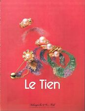 ▬► PUBLICITE ADVERTISING AD Bijou Le tien Sakaguchi & co 1991