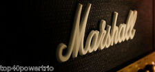 "Marshall 9"" Replacement Logo for Amps & Cabs!"