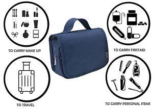 Travel Cosmetic Makeup Toiletry Bag Case Organizer Storage Portable Hanging