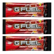 G Fuel Energy Formula Fruit Punch Single Serving Packet Gfuel Gamma Labs