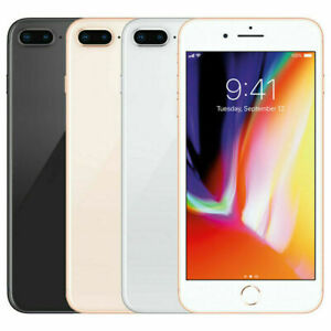 Apple iPhone 8 Plus 64GB Factory Unlocked AT&T T-Mobile Verizon Smartphone