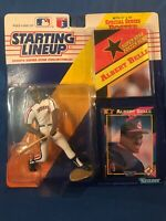 """1992 ALBERT """"joey"""" BELLE Cleveland Indians Starting Lineup BRAND NEW SEALED"""