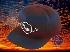 New O'Neill Men's So Cal Covert Brick Red ONeill Snapback Cap Hat