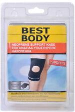 NEOPRENE JOINT ELASTIC SUPPORT SPORT KNEE BRACE BANDAGE  RIGHT OR LEFT FOOT