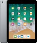 Apple iPad 5th Generation 32GB WiFi 4G Cellular Unlocked All Carriers Space Gray