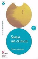 Sonar un Crimen [With CD]: Leer en Espanol: Nivel 1