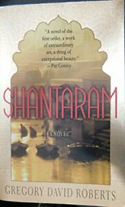Shantaram by Roberts, Gregory Book The Cheap Fast Free Post
