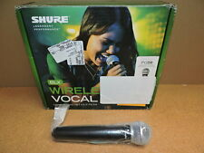 Shure Blx24/Pg58-H10 Wireless Handheld Dynamic Microphone System