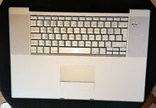 APPLE MACBOOK PRO 17 A1261 2008 UK KEYBOARD TOPCASE TRACKPAD ASSEMBLY 620-4309-C