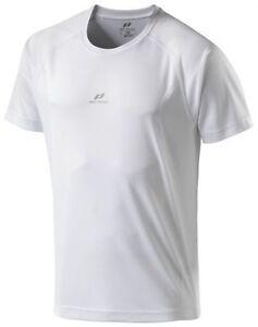Pro Touch Martin II Weiß Fitness Shirt Laufshirt Running Shirt