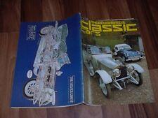 THOROUGHBRED & CLASSIC CARS  2/1976 - 375 MM FERRARI+JAGUAR C-Type/MORRIS 8