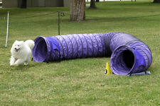 New 20' Heavy Duty Vinyl Dog Agility Compition Tunnel