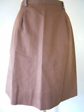 Nos Vintage 1950s 60s DutchMaid Pencil A Line Scooter Skirt Diner Mod Rockabilly