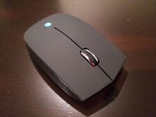 Black Bluetooth Wireless Optical Mouse w/1600dpi (Slim) Win 7 **Brand NEW**