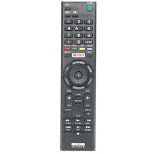 New Remote Control RMT-TX100U Netflix f Sony LED Smart TV KDL75W850C XBR43X830C