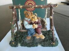 Boyds Bears Albert & Martha Swing Time Romance Figurine