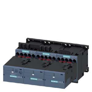 SIEMENS 3RA2417-8XF31-1AP0 11KW STAR DELTA ASSEMBLY 24VDC COIL