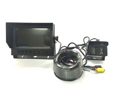 Back-up Camera for Excavators, heavy loaders, Etc -Heavy Equipment Camera System