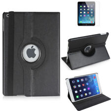 Case Cover Covers Rotary Rotation 360° Black Pouch Apple IPAD 5/Air
