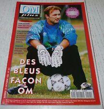 FOOTBALL OM PLUS N°201 1995 OLYMPIQUE MARSEILLE FERRERI DURAND OM 1911